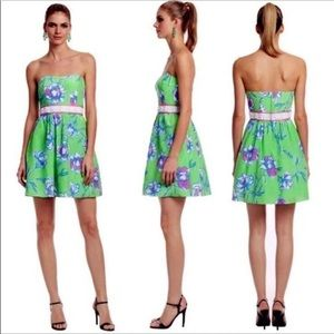Lilly Pulitzer • Green Langley dress